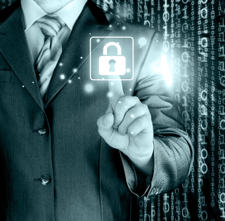 image representing cyber security